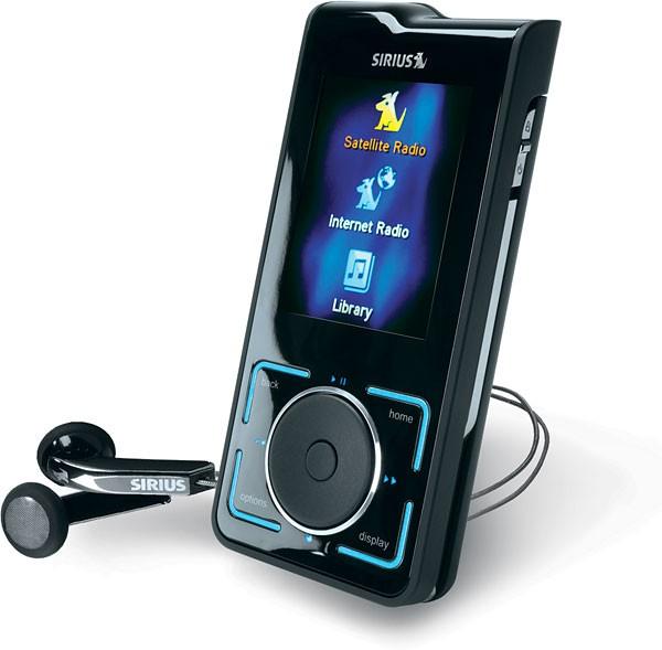 Refurb SIRIUS Stiletto 2 Portable Receiver BSL2PK1