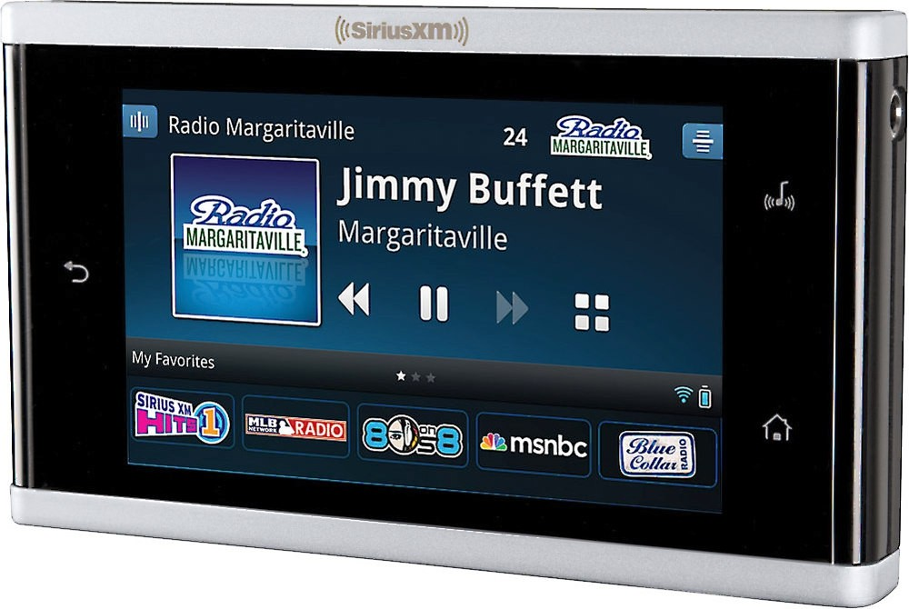 Xm Radio Weather Channel >> Open Box Siriusxm Lynx Wi Fi Enabled Portable Radio With Vehicle Kit Sxi1tk1c