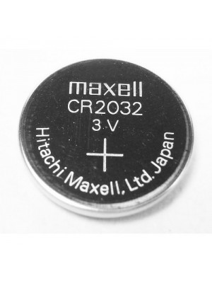 CR2032 Battery Picture