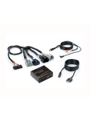 iSimple Factory IPod & XM Integration For GM Vehicles (GM4)