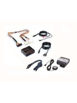 ISimple Factory IPod & SIRIUS Integration For Honda/Acura Vehicles (HD1)