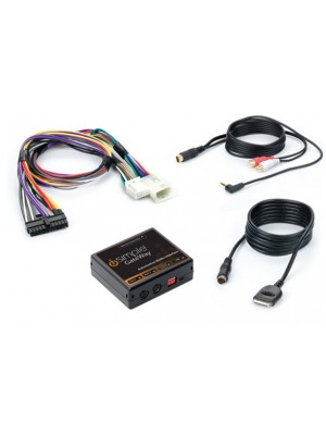 iSimple Factory iPod Integration For Toyota/Lexus/Scion Vehicles (TY1) ISTY571 Package Contents