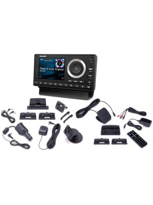 SiriusXM Onyx Plus w/Car Kit & SXDH3 Home Kit Bundle