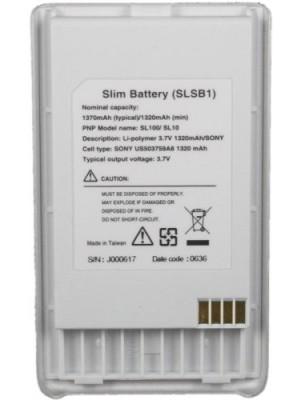 Sirius Stiletto 10/100 Slim Battery SLSB1
