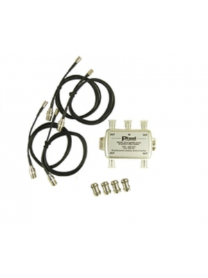 Four Way Amplified Splitter SR-4 Image