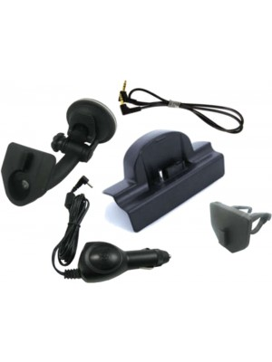 XM Non-PowerConnect Vehicle Dock with Suction Cup Mount, Aux, and Power Adapter