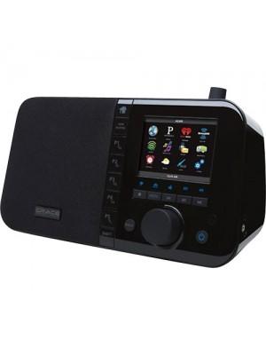Grace Digital Mondo Wireless Music Player and Internet Radio (Black) GDI-IRC6000
