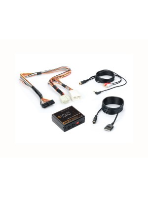 iSimple Factory IPod & XM Integration For Honda/Acura Vehicles (HD1)