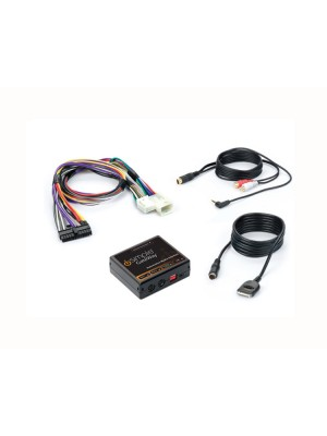 iSimple Factory iPod & XM Integration For Toyota/Lexus/Scion Vehicles (TY2)
