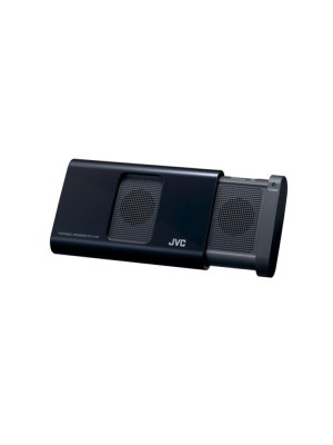JVC Compact Portable Speaker SP-A130-B