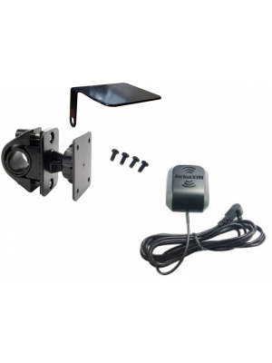 Motorcycle Mount and 8 Foot Antenna Bundle