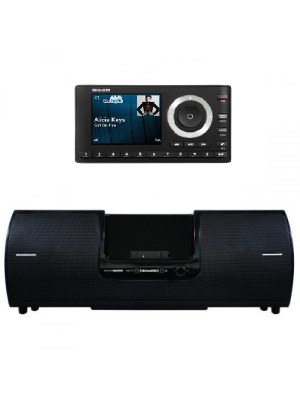 Onyx Plus Standalone Radio and Refurb SXSD2 Boombox Bundle