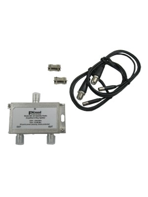 2-Way Amplified Splitter SR-2A