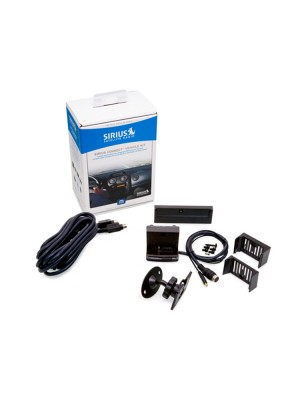 SIRIUS Connect Vehicle Kit for Sirius-Ready Radios SCVDOC1 Package Contents
