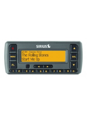 Open Box/Used SIRIUS Stratus 3 Standalone Receiver SV3
