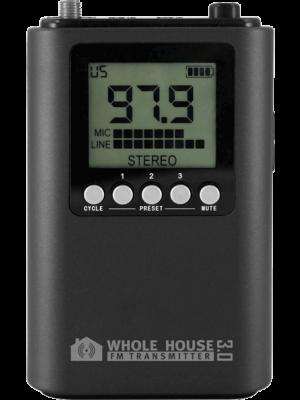 Whole House FM Transmitter 3.0 Main Image