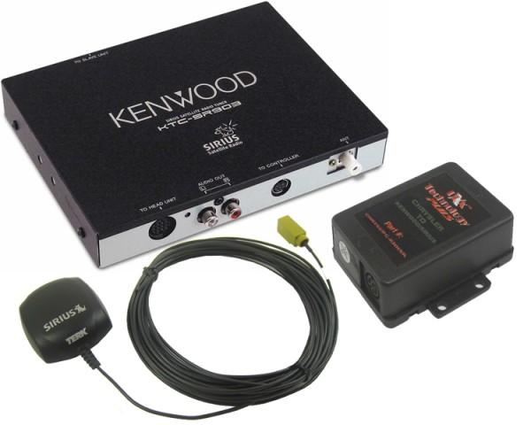 Ford Kenwood SIRIUS Tuner Package