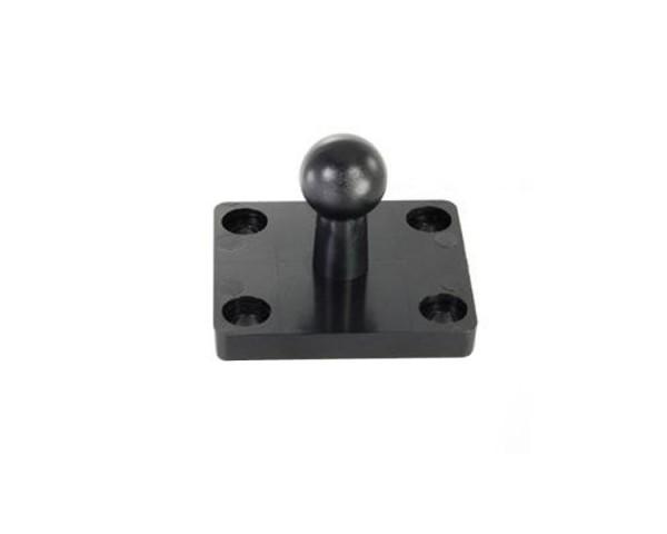 Bracketron Garmin AMPS Adapter Plate COM-203-PB Flat