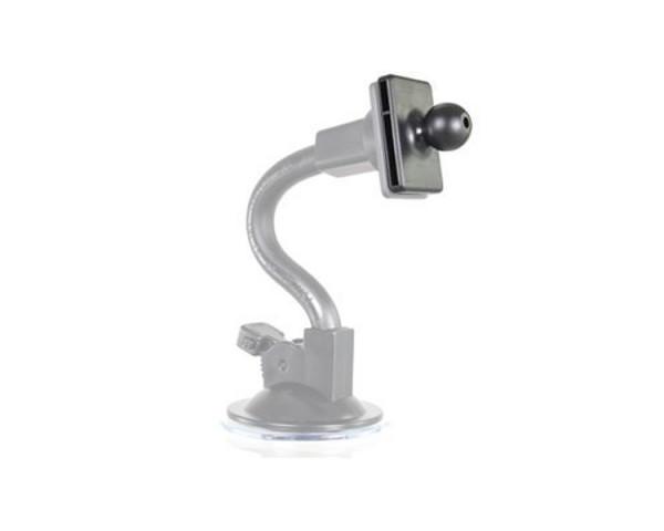 Bracketron Garmin T-Notch Adapter COM-195-PB Shadow on Mount