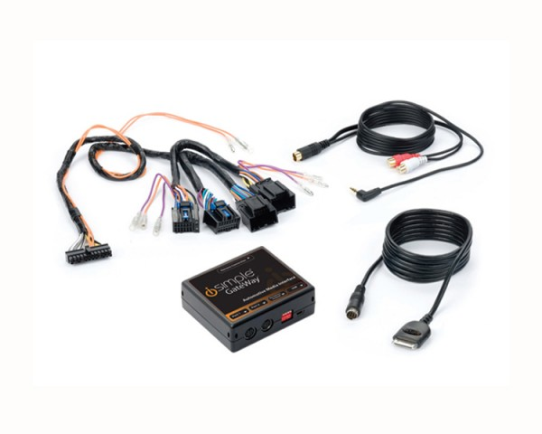 iSimple Factory IPod & XM Integration For GM Vehicles (GM2)