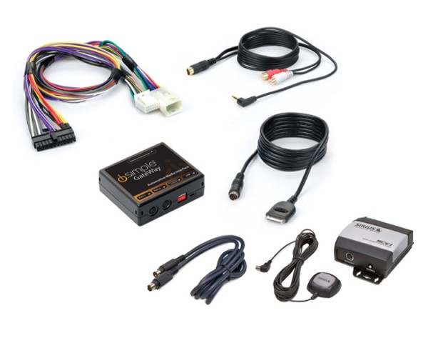 iSimple Factory iPod & SIRIUS Integration For Toyota/Lexus/Scion Vehicles (TY2)