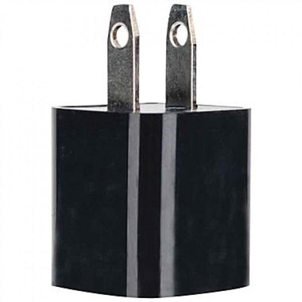 USB Wall Charger Plug View