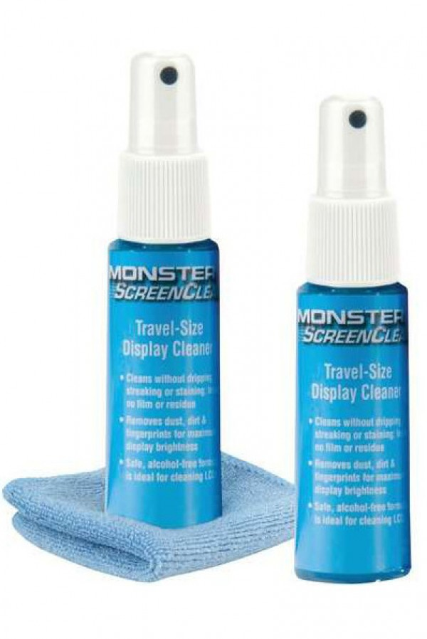 Monster Travel Size Display Cleaner MON124767 Image