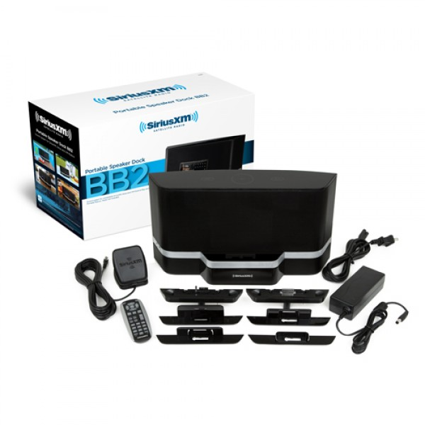 Refurb BSXABB2 Sirius XM Sound system Package Contents