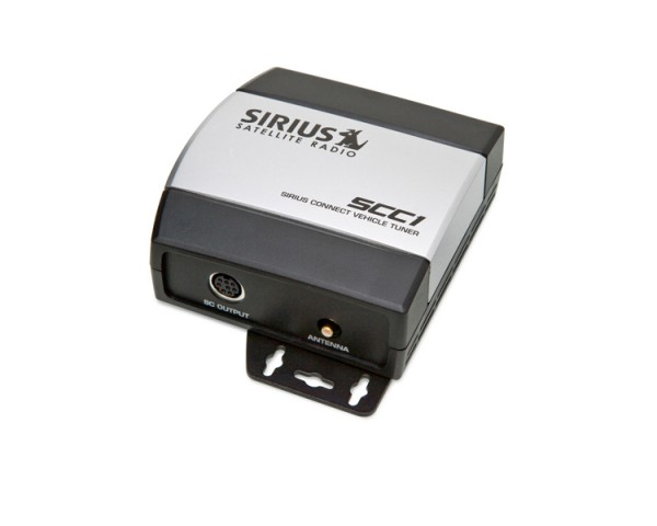 SIRIUS Connect Vehicle Tuner SCC1 (Tuner ONLY) Image