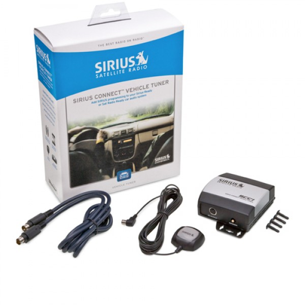SIRIUS Connect Vehicle Tuner SCC1
