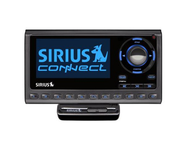 SIRIUS Connect Vehicle Kit for Sirius-Ready Radios SCVDOC1 With SP5