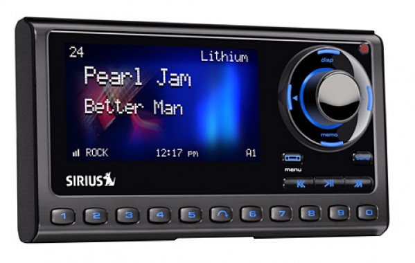 Refurbished SIRIUS Sportster 5