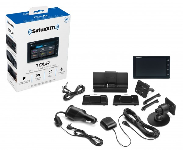 SiriusXM Tour and Vehicle Kit