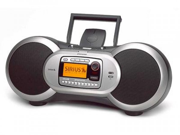 Sportster Replay Boombox with Radio