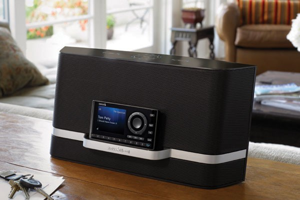 Refurb SIRIUS Starmate 8 With PowerConnect Car Kit BSST8V1 in Boombox