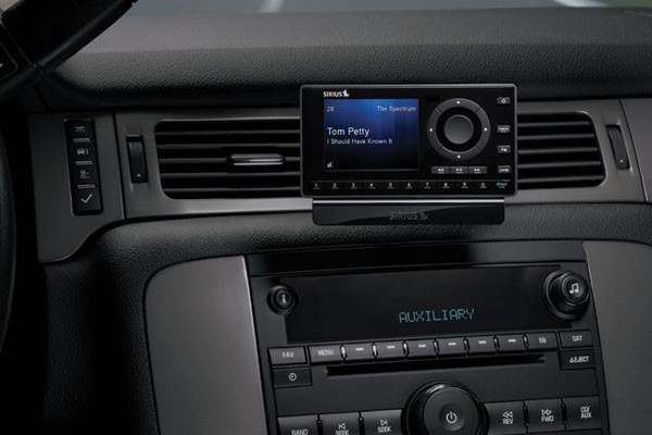 Refurb SIRIUS Starmate 8 With PowerConnect Car Kit BSST8V1  In Car