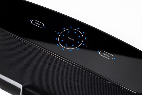 SiriusXM Portable Sound System SXABB1 Buttons
