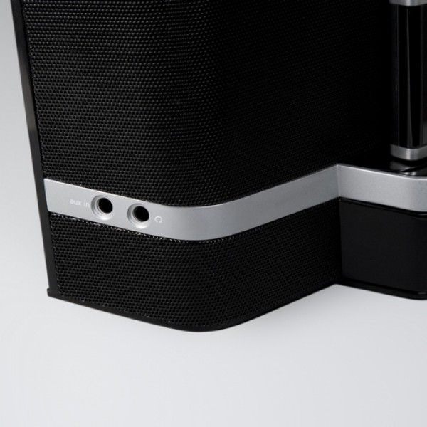 SiriusXM Portable Boombox Sound System SXABB2 Closeup 2 Image
