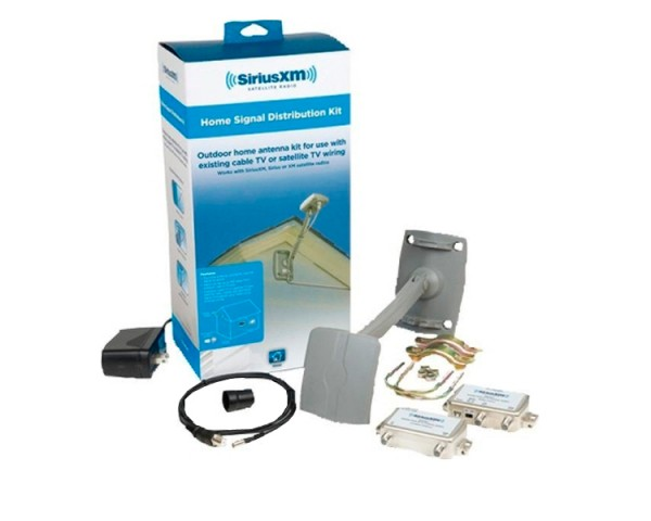 SiriusXM Universal Home Signal Distribution Kit SXHDK1 Product Kit