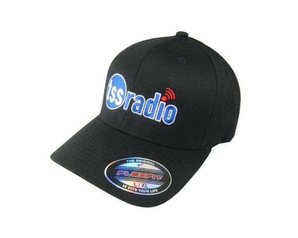 Black TSS Radio Logo Hat