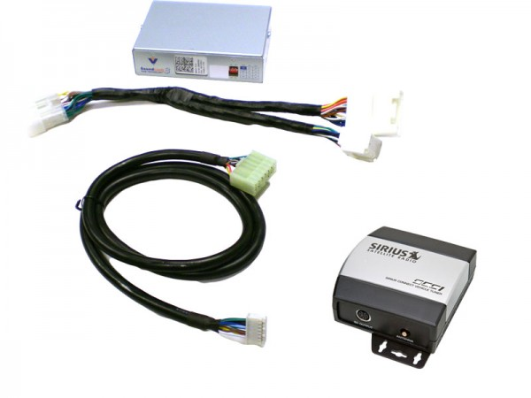 SoundLinQ3 Sirius Integration for Toyota/Scion