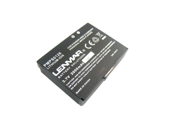 Pioneer Inno And Samsung Helix Replacement Battery Top