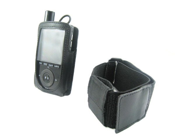 XMP3 Leather Case With Armband