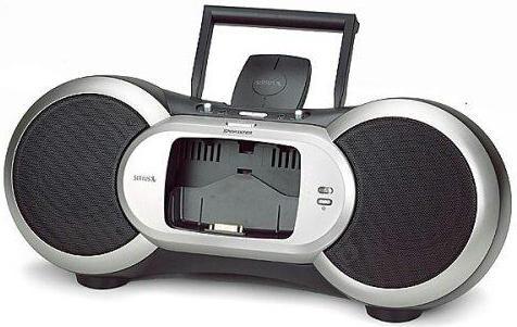 Sirius Sportster Boombox SP-B1