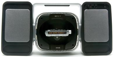 SIRIUS XACT XS097 Boombox