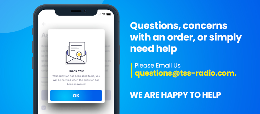 Need Quick Help? E-Mail Us!