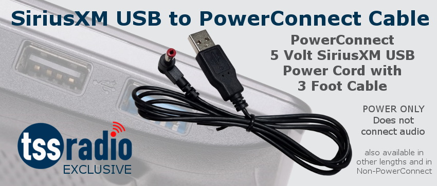 USB to PowerConnect Cable
