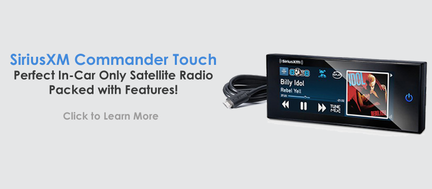 Commander Touch - In-Dash Experience for Cars