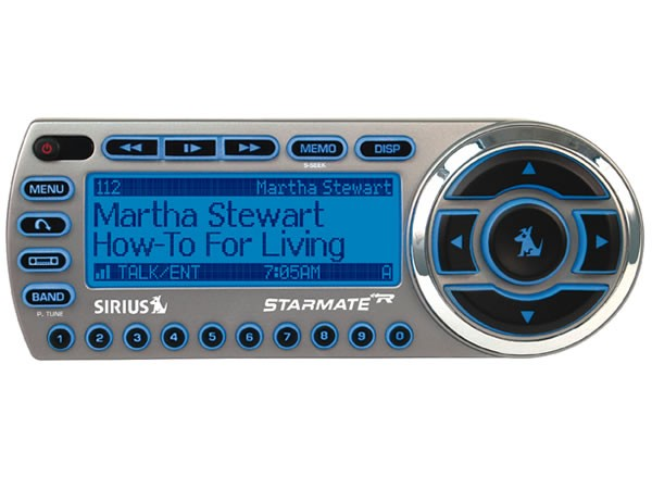 sirius starmate replay standalone radio rh tss radio com Sirius Boombox Sirius Satellite Radio