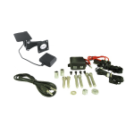 SiriusXM Professional Motorcycle Install Kit